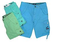 Котоновые шорты для мальчиков S&D, размеры 6,8,12,16 лет, арт. ХСС-53