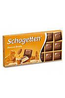 Шоколад Schogetten Almond Brittle, 100 г