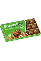 Шоколад Schogetten Alpine Milk with Hazelnuts, 100 г
