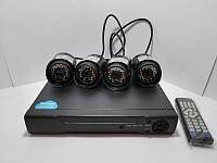 Камера видеонаблюдения M520