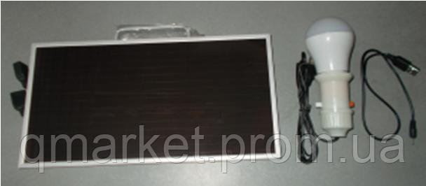 ЛАМПА+Солнечная батарея - TYN-300 - Интернет-магазин «Qmarket» в Одессе