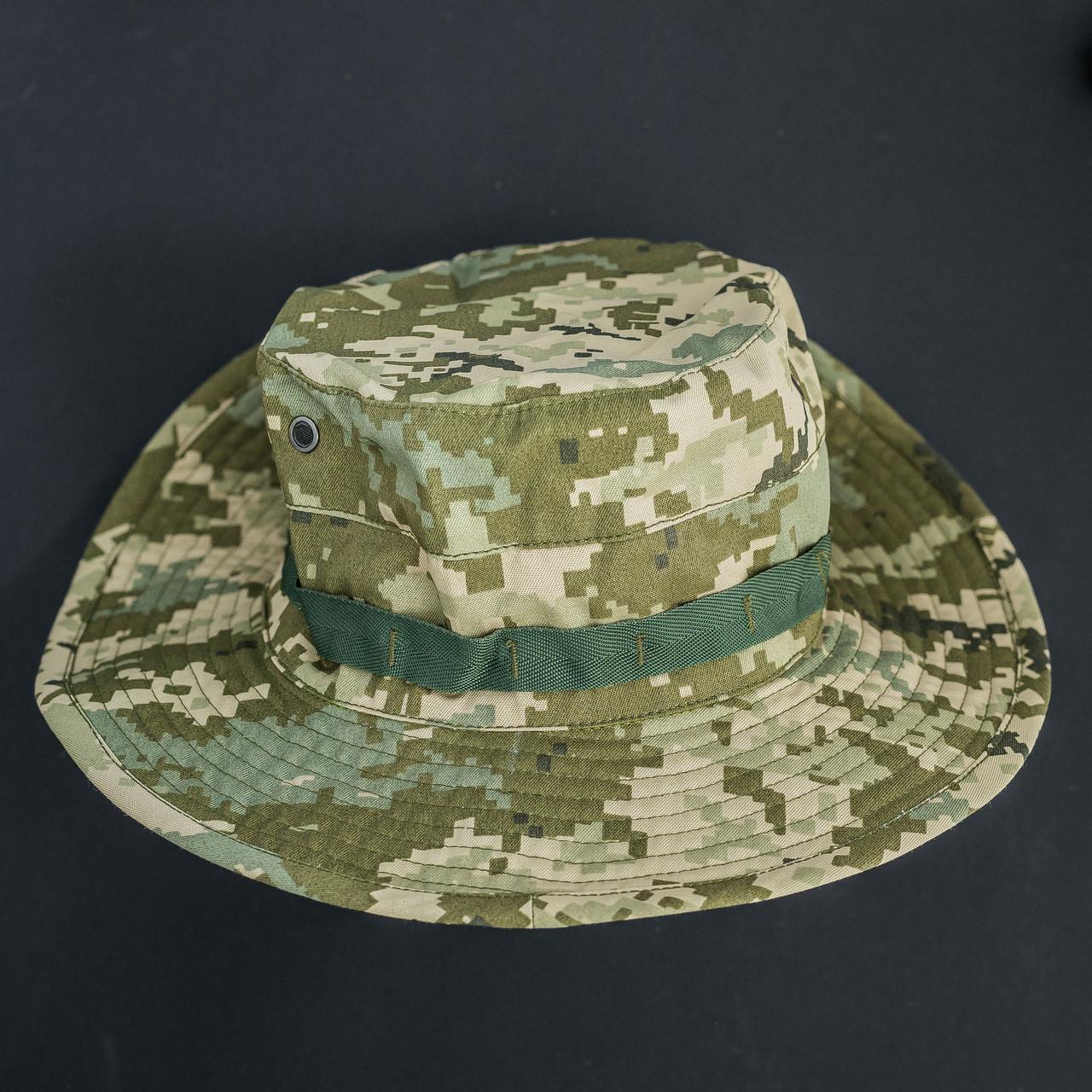 """Панама Хунта """"The Invisible Hat"""" Пиксель ЗСУ (ММ-14)"""
