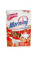 Кранчи Goody Morning Малина (350 г)