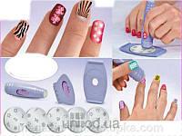 Набор для росписи ногтей нейларта Salon Express Nail Art