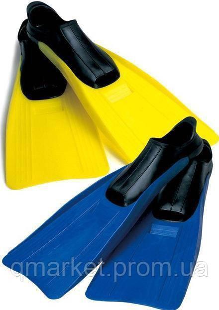 Ласты для плавания Intex 55935 2 цвета (размер 40-44) - Интернет-магазин «Qmarket» в Одессе
