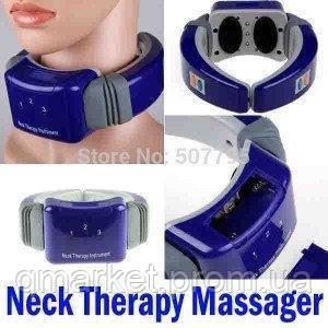 Массажер–миостимулятор для шеи Neck Therapy Instrument PL-718B - Интернет-магазин «Qmarket» в Одессе