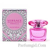 Versace Bright Crystal Absolu EDP 5ml (ORIGINAL)