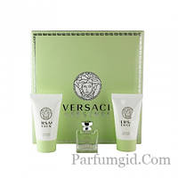 Versace Versense SET (EDT 5ml + SHOWER GEL 25ml + BODY LOTION 25ml) (ORIGINAL)