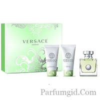 Versace Versense SET (EDT 50ml + BODY LOTION 50ml + SHOWER GEL 50ml) (ORIGINAL)