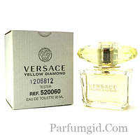 Versace Yellow Diamond EDT 90ml TESTER (ORIGINAL)