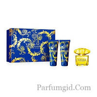 Versace Yellow Diamond Intense SET (EDT 5ml + BODY LOTION 25ml + SHOWER GEL 25ml) (ORIGINAL)