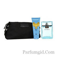 Versace Man Eau Fraiche SET (EDT 100ml + SHOWER GEL 100ml + BAG) (ORIGINAL)
