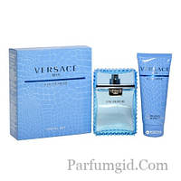 Versace Man Eau Fraiche SET (EDT 100ml + SHOWER GEL 100ml) (ORIGINAL)