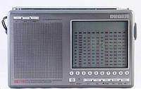 Радиоприёмник DEGEN DE 1103
