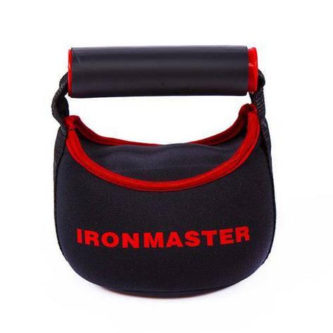 Гиря неопреновая IronMaster 2кг, фото 2