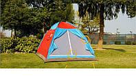 Туристическая палатка SHENGYUAN 8 SY-020, палатка 5 местная