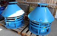 Вентилятор  ВКР 4 — крышный