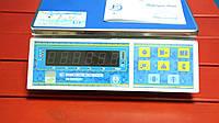 Весы торговые электронные VAGAR VP-M (N15 LCD)