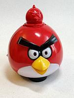 Оригинальная Прикольная Музыкальная Игрушка Энгри Бердс Angry Birds Несущий Яйца