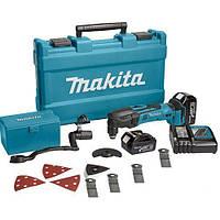 Многофункциональный аккумуляторный инструмент Makita BTM 50 RFE X4