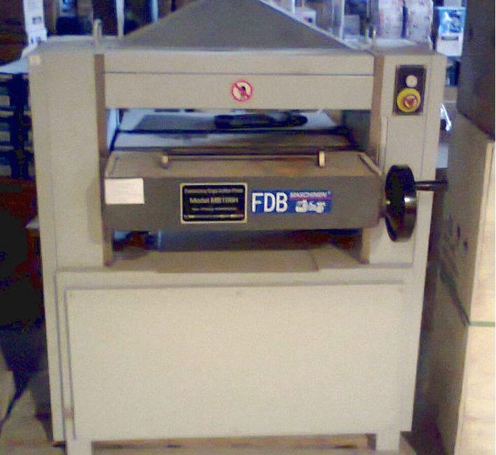 Рейсмусовый станок FDB Maschinen MB 106 H