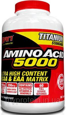 SAN Аминокислоты Amino Acid 5000 (320 tab)