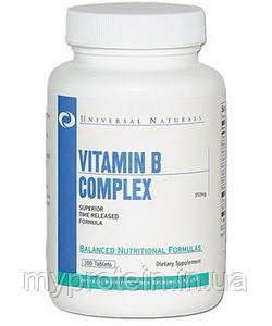 Universal Витамин B Vitamin B Complex (100 tabs)