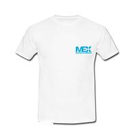 MEX Nutrition Футболка White T-Shirt