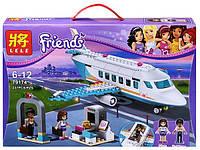 """Конструктор Lele 79174 Friends """"Приватный самолет"""" (аналог Lego) 237 дет"""