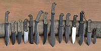 Виды походных ножей