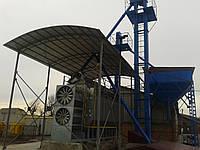 Обвязка и пристройка зерносушарок