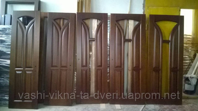 двері соснові