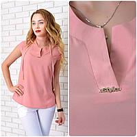 Блузка женская, модель 903, розовая пудра