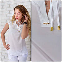 Блузка женская, модель 903, белый