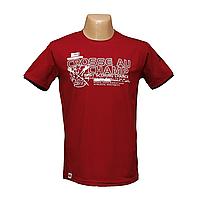 Мужская стрейчевая футболка Lycra интернет магазин 14004-6