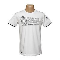 Мужская стрейчевая футболка Lycra Турецкий пошив 14004-1