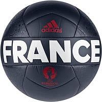 Мяч футбольный Adidas EURO 2016 OLP France Mini Ball (размер 1)