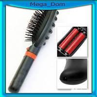 Расческа-вибромассажер массажная расческа Massage Hair Brush RM 709