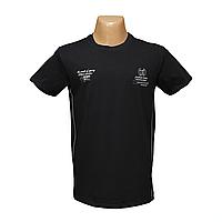 Мужская стрейчевая спортивная футболка Турция 14015-1