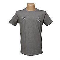 Мужская стрейчевая спортивная футболка Турция 14015-2