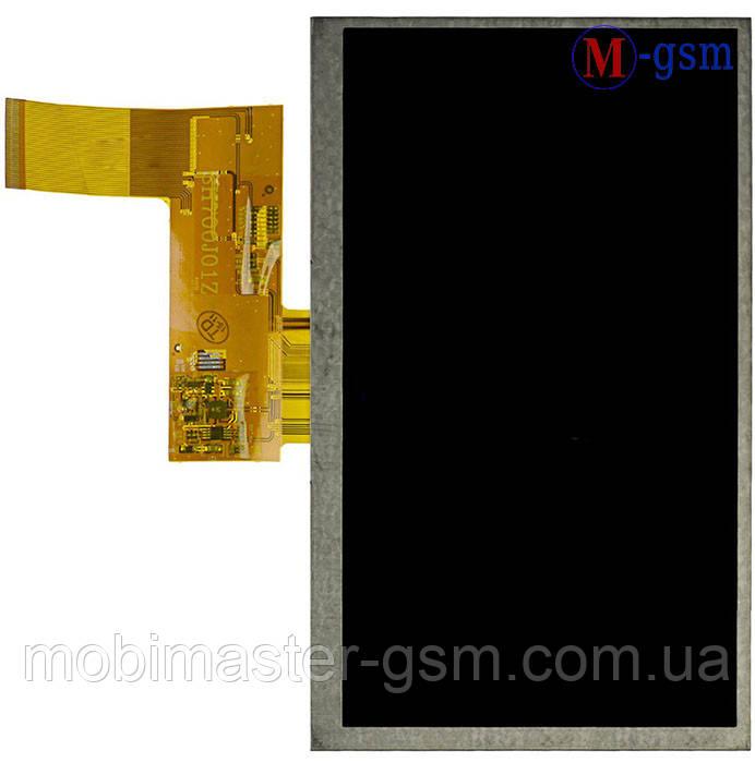 Дисплей (экран) р/n: HW800480F-3E-0B-10