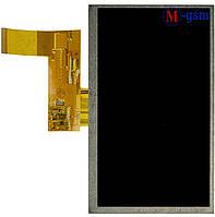 "Дисплей (экран) 7"", 40pin (р/n: HW800480F-3E-0B-10)"