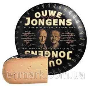 Сыр OUWE JONGENS KAAS старый выдержанный