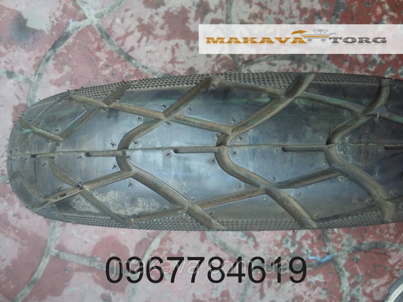 Мотоциклетные покрышки 3.5-10 NAIDUN N-308 (Китай)