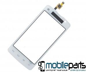 Оригинальный Сенсор (Тачскрин) для LG D227   L50 Dual Sim (Белый)