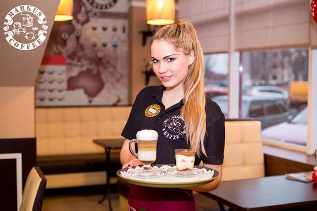 Кофейня MARKUS-COFFEE 4