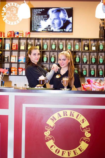 Кофейня MARKUS-COFFEE 19