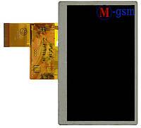 """Дисплей (экран) 4,3"""" 40pin (p/n:FT043M480272014N-V02)"""