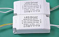 Драйвер для светодиодов LED-(25-36)х1W