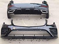 Комплект обвеса AMG для Mercedes GLC (X253) 2015-...